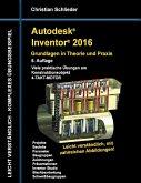 Autodesk Inventor 2016 - Grundlagen in Theorie und Praxis (eBook, ePUB)