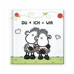"""Geschenkbuch """"DU + ICH = WIR"""""""
