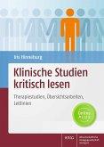 Klinische Studien kritisch lesen (eBook, PDF)
