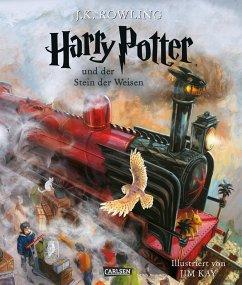 Harry Potter und der Stein der Weisen / Harry Potter Schmuckausgabe Bd.1 - Rowling, J. K.
