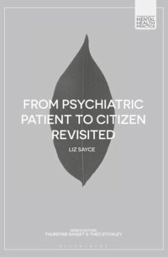 From Psychiatric Patient to Citizen Revisited - Sayce, L.