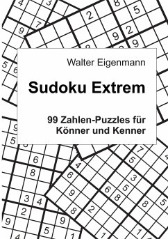 Sudoku Extrem