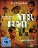 Patricia Highsmith Crime Edition BLU-RAY Box