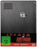 Ant-Man 3D + 2D Limited Edition Steelbook (Blu-ray)