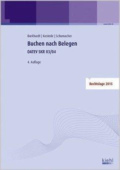 Buchen nach Belegen - Burkhardt, Fritz; Kostede, Wilhelm; Schumacher, Bernt