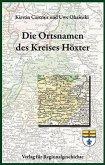 Die Ortsnamen des Kreises Höxter