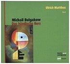 Das hündische Herz, 4 Audio-CDs + Buch