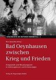 Bad Oeynhausen zwischen Krieg und Frieden