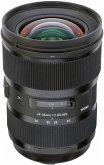 Sigma 2,0/24-35 DG HSM N/AF Zoom-Objektiv für Nikon (82 mm Filtergewinde, Vollformat / APS-C Sensor)