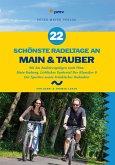 22 schönste Radeltage an Main & Tauber (eBook, PDF)