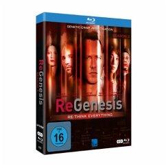 ReGenesis - Season 3 (3 Discs)