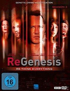 ReGenesis - Season 3 (4 Discs)