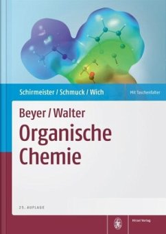 Beyer/Walter, Organische Chemie - Schirmeister, Tanja; Schmuck, Carsten; Wich, Peter R.