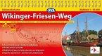 BVA Radwanderkarte Wikinger-Friesen-Weg 1:50.000, praktische Spiralbindung, reiß- und wetterfest, GPS-Tracks Download