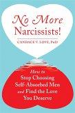 No More Narcissists!