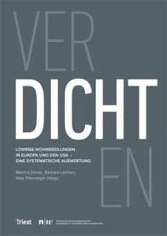 verDICHTen - Pfenniger, Reto; Desax, Martina; Lenherr, Barbara