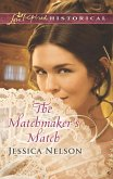 The Matchmaker's Match (Mills & Boon Love Inspired Historical) (eBook, ePUB)