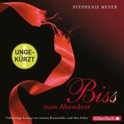Biss zum Abendrot / Twilight-Serie Bd.3 (MP3-Download) - Meyer, Stephenie