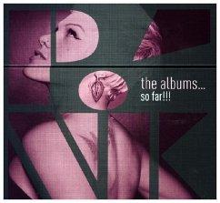 The Albums...So Far!!! - P!Nk