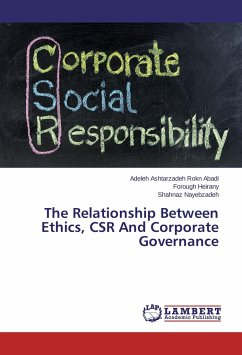 The Relationship Between Ethics, CSR And Corporate Governance