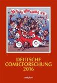 Deutsche Comicforschung 2016