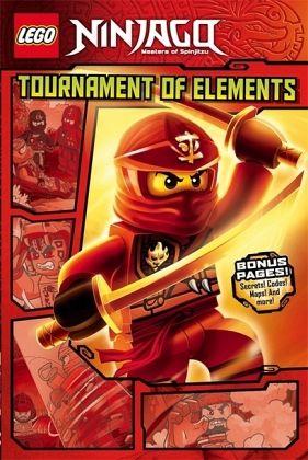 lego ninjago 01 tournament of elements graphic novel. Black Bedroom Furniture Sets. Home Design Ideas