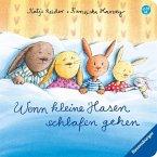Wenn kleine Hasen schlafen gehen (Mängelexemplar)