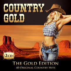 Country Gold-40 Orig.Country Hits - Diverse