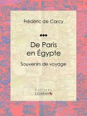 De Paris en Égypte (eBook, ePUB)