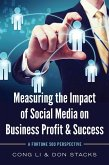 Measuring the Impact of Social Media on Business Profit and Success