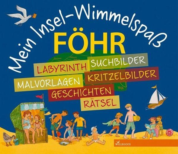 Mein Insel-Wimmelspaß Föhr - Byl, Stefanie