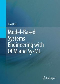 Model-Based Systems Engineering with OPM and SysML - Dori, Dov