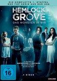 Hemlock Grove - Das Monster in Dir (4 Discs)