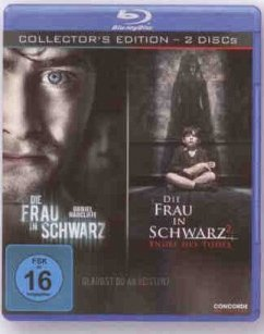 Die Frau in Schwarz + Die Frau in Schwarz 2: Engel des Todes Collector's Edition - Amelia Pidgeon/Daniel Radcliffe