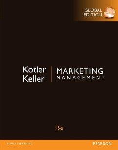 Marketing Management, Global Edition - Kotler, Philip; Keller, Kevin L.