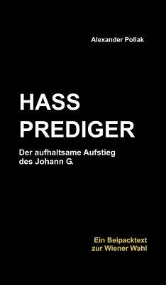 HASSPREDIGER (eBook, ePUB) - Pollak, Alexander