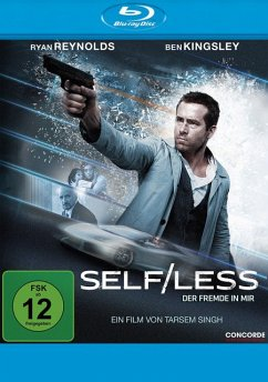 Self/less - Der Fremde in mir - Reynolds,Ryan/Kingsley,Ben