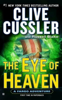 The Eye of Heaven - Cussler, Clive; Blake, Russell