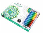 Harmony ( Coloring Book and Pencils ) Color In; Vive Le Colo