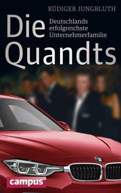 Die Quandts (eBook, PDF) - Jungbluth, Rüdiger