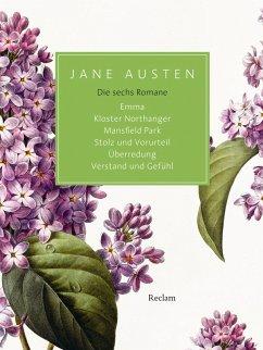 Die sechs Romane (eBook, ePUB) - Austen, Jane