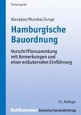 Hamburgische Bauordnung (eBook, PDF)