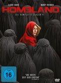 Homeland - Season 4 DVD-Box