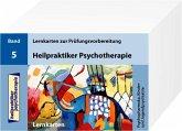 Heilpraktiker Psychotherapie. 200 Lernkarten 05. Psychopharmaka, Kinder- und Jugendpsychiatrie