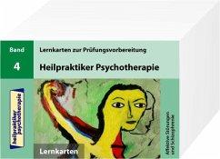 Heilpraktiker Psychotherapie. 200 Lernkarten 04...