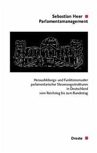 Parlamentsmanagement - Heer, Sebastian