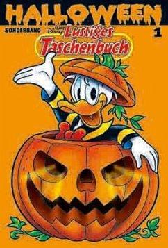 Lustiges Taschenbuch Halloween Bd.1 - Disney