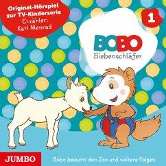 Bobo Siebenschläfer. Bobo besucht den Zoo und weitere Folgen (MP3-Download) - Osterwalder, Markus