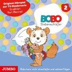 Bobo Siebenschläfer. Bobo kann nicht einschlafen und weitere Folgen (MP3-Download)