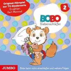 Bobo Siebenschläfer. Bobo kann nicht einschlafen und weitere Folgen (MP3-Download) - Osterwalder, Markus